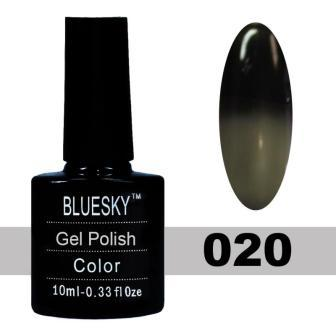 Термо гель-лак BlueSky 10ml 020