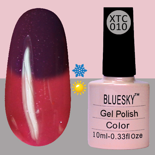 Термо гель-лак BlueSky 10ml 010