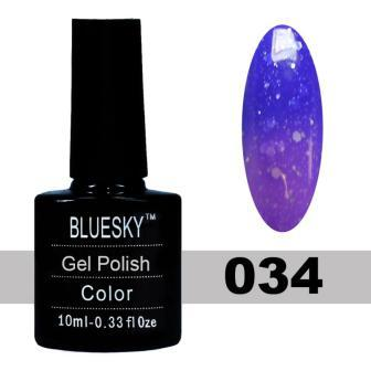 Термо гель-лак BlueSky 10ml 034