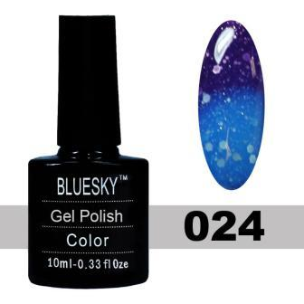 Термо гель-лак BlueSky 10ml 024