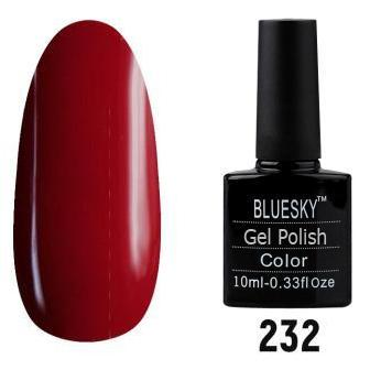 Гель-лак BlueSky ChristmasRed K-232