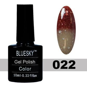 Термо гель-лак BlueSky 10ml 022